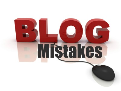 blog mistakes