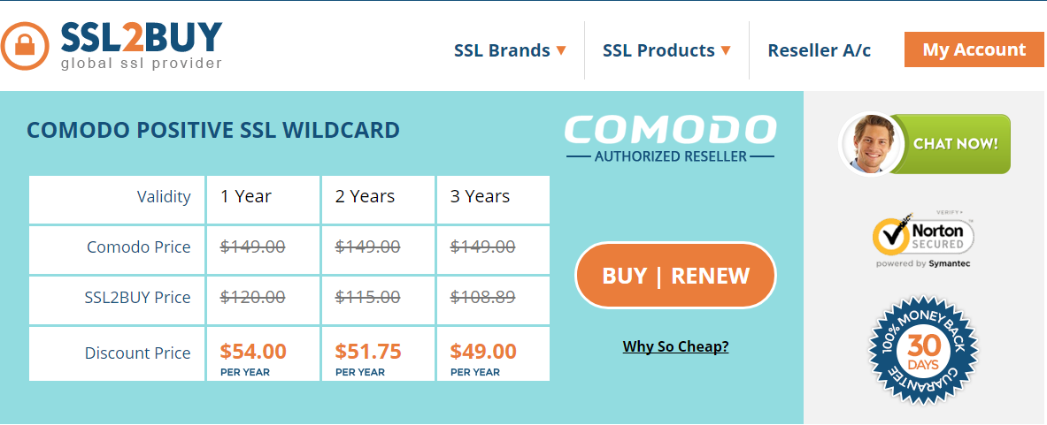 Best Wildcard Ssl Certificate Provider Ssl2buy Soft2share